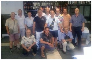 Foto di gruppo OM Ragusa