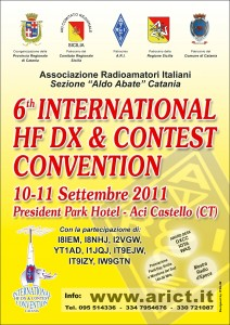 Internationa HF DX & Contest Convention